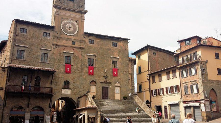 1- Perdersi nel centro storico di Cortona