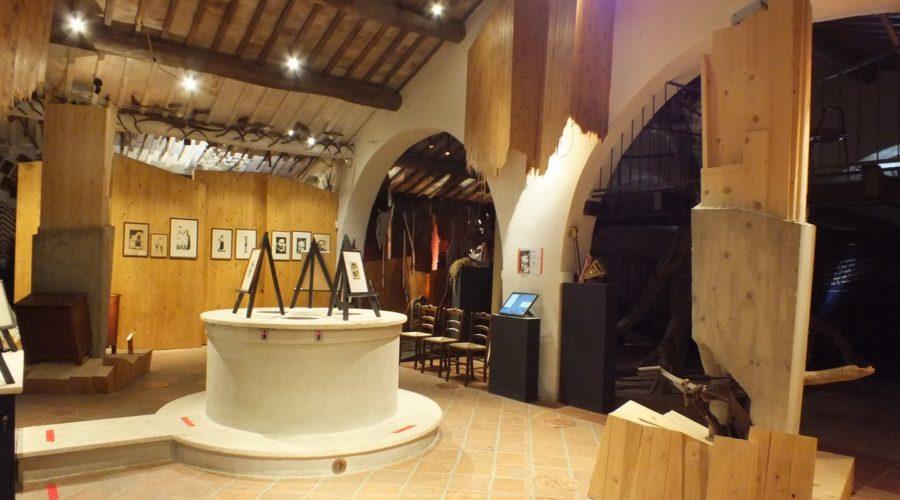 10- Scoprire il Museo del Teatro Popolare Tradizionale Toscano di Monticchiello