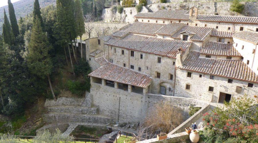 4- Raggiungere le Celle di San Francesco