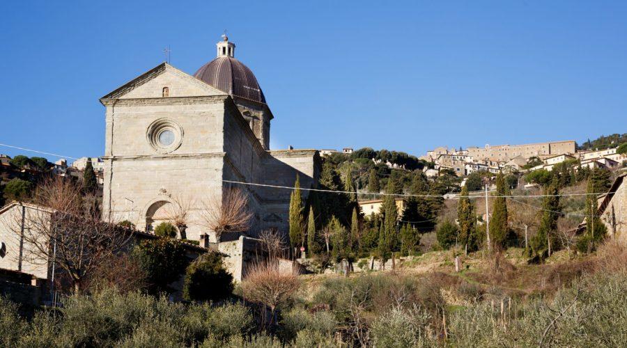 7- Conoscere la storia della chiesa di S. Maria delle Grazie del Calcinaio