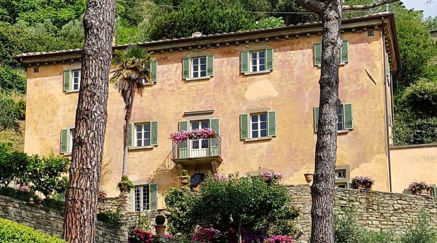 """8- Stare """"Sotto il Sole della Toscana"""" a Villa Bramasole"""